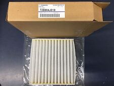 GENUINE SUBARU OEM CABIN AIR FILTER 2013 2014 2015 2016 2017 BRZ 72880AJ010 HEPA