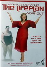 Michelle McManus The Lifeplan Workout New Sealed DVD Free UK P&P