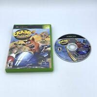 Crash Nitro Kart (Microsoft Xbox, 2003) Black Label No Manual