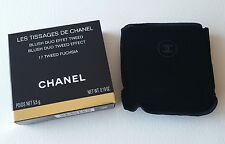 CHANEL Les Tissages de Chanel Blush Duo Tweed Effect- 17 TWEED FUCHSIA