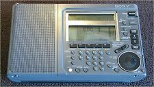 Sony ICF-SW77 World Band Radio Receiver - Japan 1991 - Excellent condition!