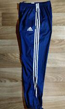 Adidas DBU Dansk Boldspil Union Mens Track Pants Trousers Football Soccer Danish