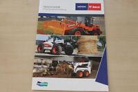 158435) Bobcat Doosan - Agrarwirtschaft - Prospekt 201?