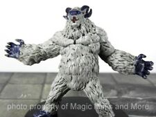 Monster Menagerie ~ Yeti #29 Icons of the Realms D&D large abominable snowman