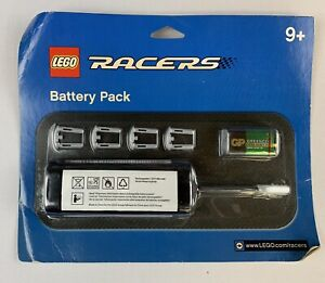 Lego Racers Rechargeable Battery Pack, Brand New & Sealed