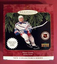 "1997 Hallmark - WAYNE GRETZKY - #1 Release in ""Hockey Greats"" Series (MIB)"
