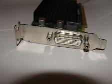 Dell OptiPlex GX620 nvidai nvs 300 SFF Dual VGA Monitor Video Card