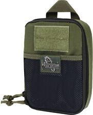 "Maxpedition Fatty Pocket Organizer 0261G OD Green. Compact 5"" x 7"" x 2"" size. Dr"