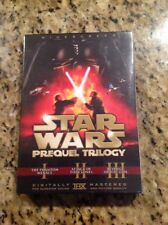 Star Wars Prequel Trilogy (DVD,2008,6-Disc,Widescreen)NEW Authentic US RELEASE