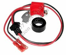 Electronic Ignition Hi-Voltage Kit 4-cyl Alfa-Romeo Bosch Distributor - 3BOS4U1
