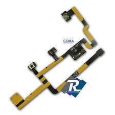 Flex Flat Tasto accensione On Off Mute Volume CDMA MFC-5111 per Apple Ipad 2