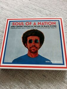 Soul Of A Nation: Afro-Centric Visions In The Age Of Black Power: [CD] Soul Jazz