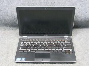 """Dell Latitude E6230 12.5"""" Laptop Intel Core i5-3340M 2.70GHz 4GB RAM 320GB HDD"""
