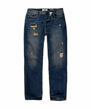 Fat Face Classic Fit, Straight 32L Jeans for Men
