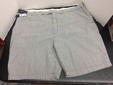 Polo Ralph Lauren Men's Seersucker Shorts Gray Striped Size 50B