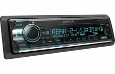 KENWOOD Single DIN SiriusXM Ready Bluetooth In-Dash CD Car Stereo | KDCBT772HD