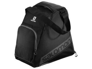SALOMON MEN'S LADIES JUNIOR EXTEND SKI SNOWBOARD BOOT / GEAR BAG BLACK