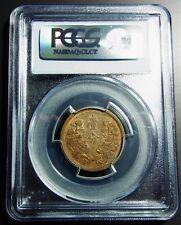 1937 China - Manchoukuo Kangde year 4   One Fen PCGS MS63BN