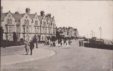 PPC Marine Parade Clacton 1924 Taylor Rosemary Road
