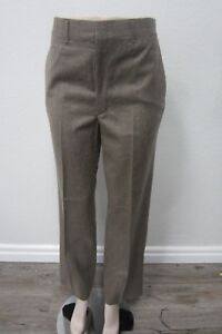 NWT Haggar Premium 100% Wool Imperial Mens Dress Pants Slacks Size 34 x 30