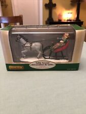 Lemax Village Collection Family Sleigh Ride Table Accent Figurine Porcelain