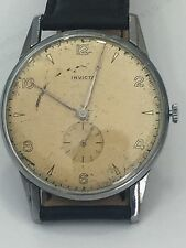 Orologio Invicta  vintage Movimento AS 1215