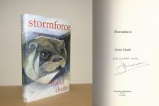 David Chaffe - Stormforce (Biography of an Otter) - Signed - 1st (2001)