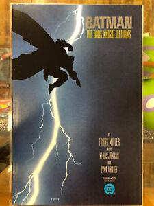 BATMAN THE DARK KNIGHT RETURNS #1 1st Print, Frank Miller, DC Comics 1986