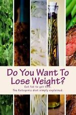 Do You Want to Lose Weight? : The Pocket Handbook on Fast Effective Weight...