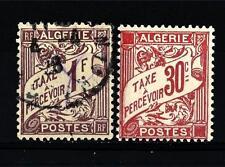 ALGERIA - 1926-1927 - Segnatasse