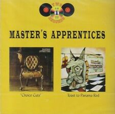 """Master's Apprentices: """"Choice Cuts & Toast To Panama Red""""  (2 on 1 CD)"""