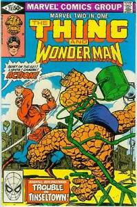 Marvel Two-In-One # 78 (Thing + Wonder Man) (USA, 1981)