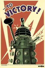 Doctor Who Poster Dalek to Victory 61x91cm Dr