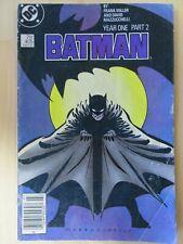 Batman Year One Part 2 Comic