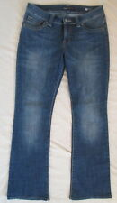 Lee Platinum Label Midrise Fit Bootcut Jeans 8M stretch *FREE SHIPPING* Nice