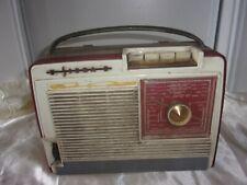 Ancien poste de radio PHILIPS SIERA