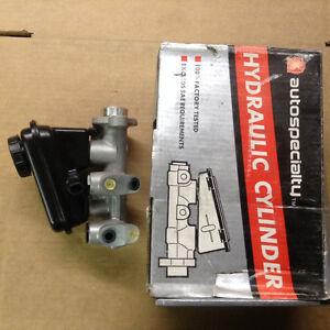 Auto Specialty M-82065 Brake Master Cylinder Fits 87-89 Century Cavalier Skylark