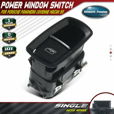 Power Single Window Switch LH RH for Porsche Panamera Cayenne 911 7PP959855CDML