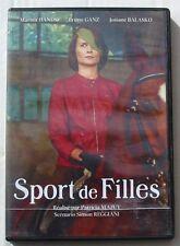 DVD SPORT DE FILLES - Marina HANDS / Bruno GANZ / Josiane BALASKO
