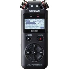 Tascam DR-05X Mobiler Recorder USB Interface | Neu