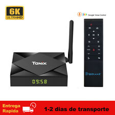 2020 TX6S Android 10 TV BOX Allwinner H616 2.4G/5G Wifi 6K Media Player DDR3 4GB