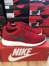 Roshe Run Red/Grey Size 11.5 Trusted Seller