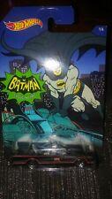 2015 Hot Wheels Batman Series #1/6 Batman:Classic Tv Series Batmobile Wmart Excl