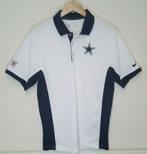 Nike Dallas Cowboys Men S Polo Shirt Nfl Equipment DriFit Golf Apparel