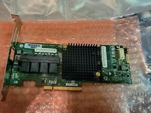 Adaptec ASR-71605 ADAPTEC 16-INT 6GBPS RAID CONTROLLR - PARTS ONLY