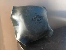 1998-2002 GM CHEVY SILVERADO SUBURBAN TAHOE ASTRO DRIVER AIR BAG USED OEM GRAY!