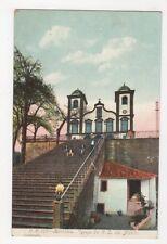 Madeira, Greja de N.S. do Monte Postcard, B145
