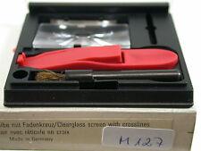 Leica Leitz r8 Cadeau Einstellscheibe accroc Screen Crosslines m127 (6)