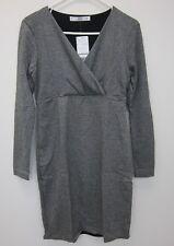 MNG Mango Women's Houndstooth Pattern Dress US Medium/8 Black  NWT