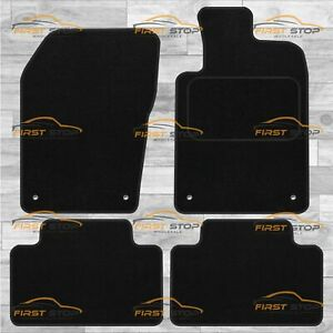 Chrysler Jeep Grand Cherokee 2013-ON Fully Tailored Carpet Car Floor Mats Black